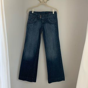 Express wide leg jeans. Great condition!